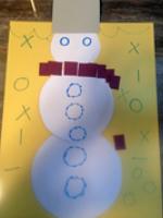 Un bricolage de bonhomme de neige pour tous les ages-6