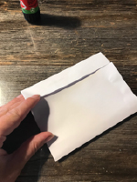 Un bricolage simple une carte surprise-4