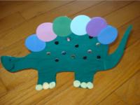 Un dinosaure amusant-1