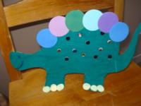 Un dinosaure amusant-12