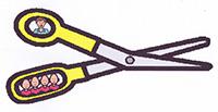 Un truc pour apprendre à bien tenir les ciseaux-2