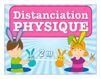 Utilitaire-Distanciation physique-Pâques-1