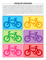 Vélos de couleur
