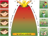 Volcan endormi