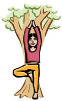 arbre - yoga