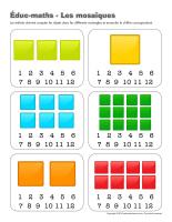 éduc-Maths-Les mosaiques