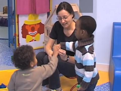 Témoignage d'une éducatrice dans une crèche