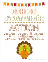fiches d'activité-Cahier d'activités-Action de grâce-1