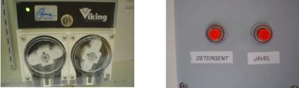 Je conseille à tous les services de garde d'installer ces machines distributrices pour les produits d'entretien ménager et les produits lessiviels.