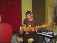 Marc-André Drouin bassiste.