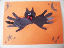 Chauves-souris faits à la main
