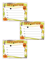 invitations-Halloween-La grande fête