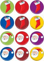 jeu des places - Noël