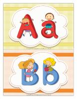 lettres alphabet animées