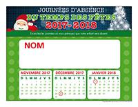 liste des absences du temps des fetes-2017-2018-1-enfant