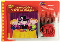 Incroyables tours de magie