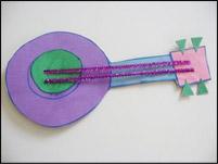 Banjo jouet