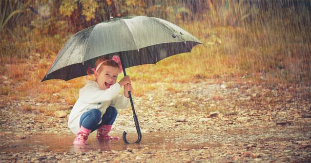 La pluie, activités pour enfants de 0 à 36 mois. | Educatout