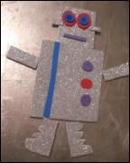 7. Créez vos robots amusants!