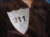 Insigne de police 911