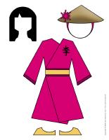 poupee a habiller-Chine
