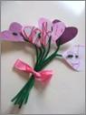 Bouquet de coeurs 1