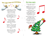 recueil chants de Noël